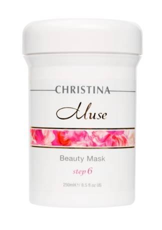 Christina Muse Маска Красоты с Экстрактом Розы, 250 мл маска красоты christina muse beauty mask 250мл