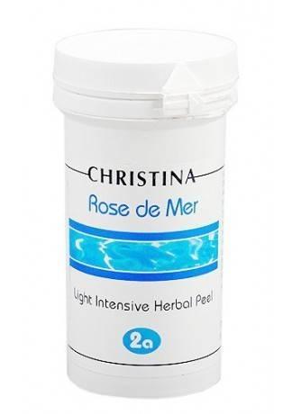 Christina Rose de Mer Натуральный легкий пилинг (порошок) (шаг 2а), 100 г аппарат для пилинга ступней wellneo легкий шаг