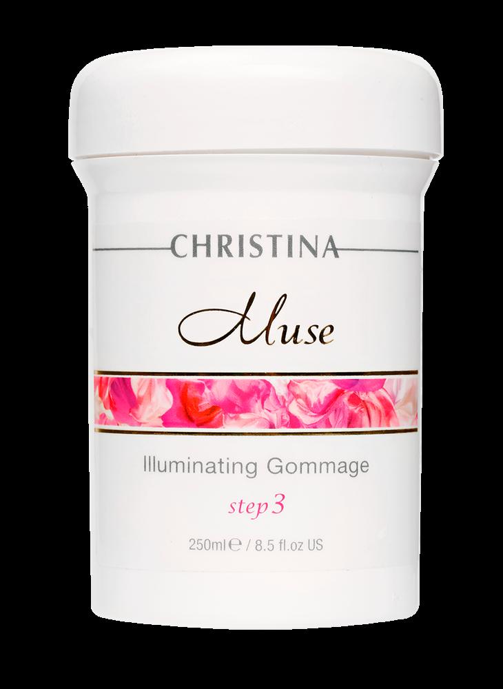 Christina Гоммаж Muse Illuminating Gommage Отшелушивающий для Сияния Кожи, 250 мл гоммаж christina отзывы