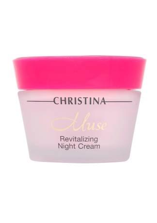 Christina Muse Ночной Восстанавливающий Крем, 50 мл клеточный интенсивный восстанавливающий ночной крем exclusive 50 мл
