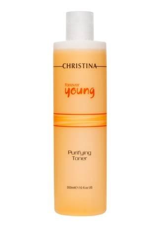 Christina Forever Young Очищающий Тоник, 300 мл