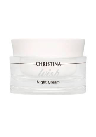 Christina Wish Ночной Крем, 50 мл christina крема израиль