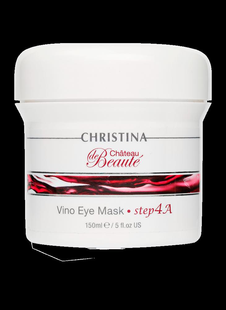 Christina Маска Chateau de Beaute Vino Eye Mask для Кожи вокруг Глаз (шаг 4а), 150 мл виши для кожи вокруг глаз