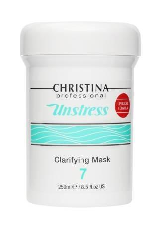 Christina Unstress Очищающая Маска (Шаг 7), 250 мл