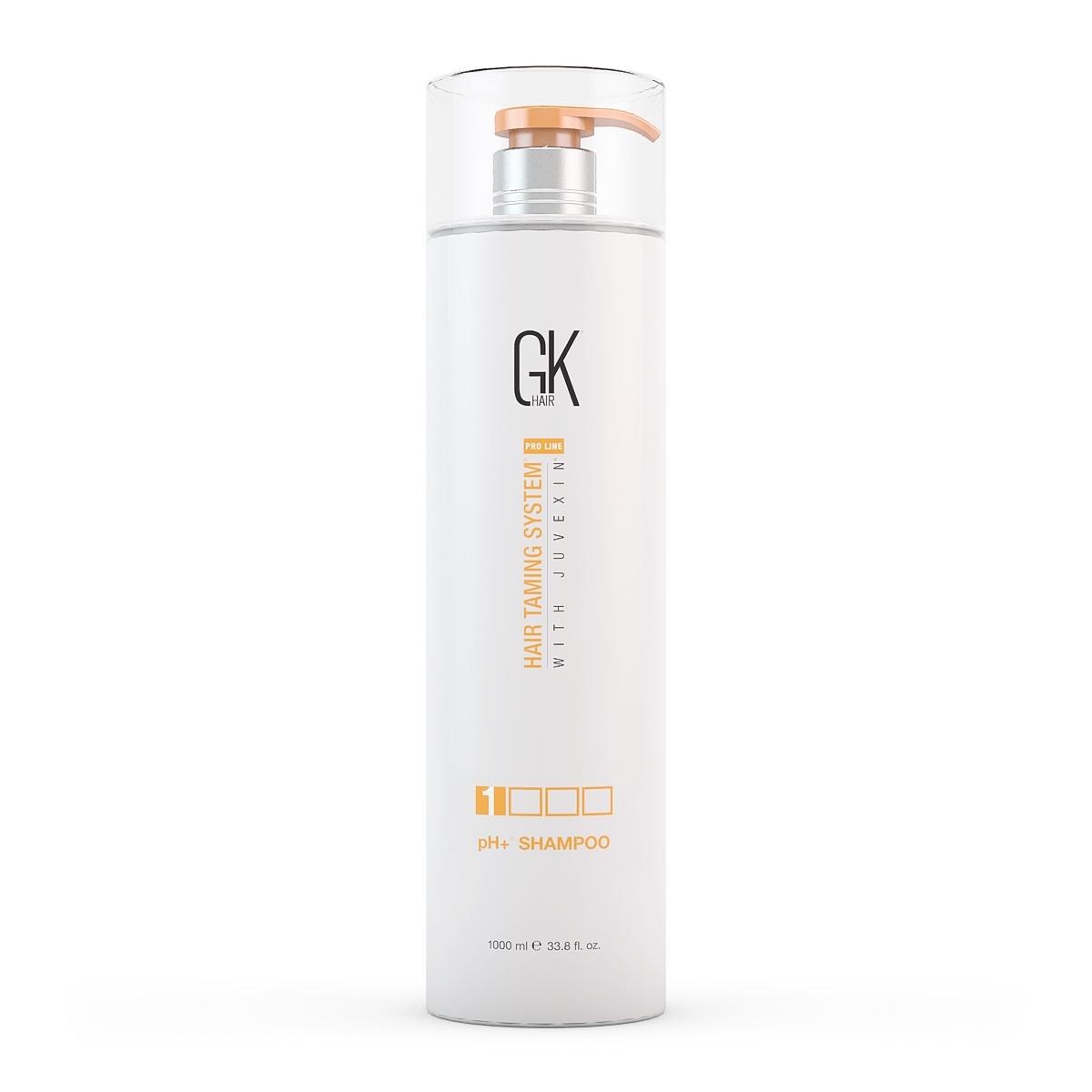 Фото - Global Keratin Очищающий Шампунь Claryfing PH +, 1000 мл шампунь для волос ollin keratin royal treatment 100 мл очищающий и обогащающий с кератином