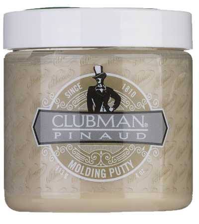Фото - Clubman Глина Molding Putty Матовая Сильной Фиксации, 113г clubman паста clubman molding paste моделирующая для укладки волос 113г