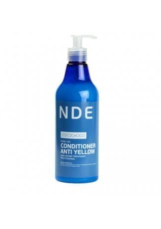 COCOCHOCO Кондиционер для Осветленных Волос Blond, 500 мл cocochoco shampoo anti yellow шампунь для осветленных волос 500 мл