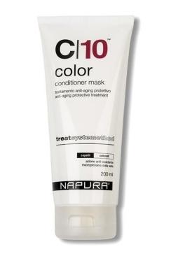Napura Color C10 Маска-Кондиционер для Окрашенных Волос, 200 мл
