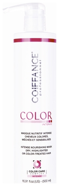 COIFFANCE professionnel Маска Интенсивная Питательная для Окрашенных Волос, 500 мл coiffance professionnel маска интенсивная питательная для окрашенных волос 500 мл