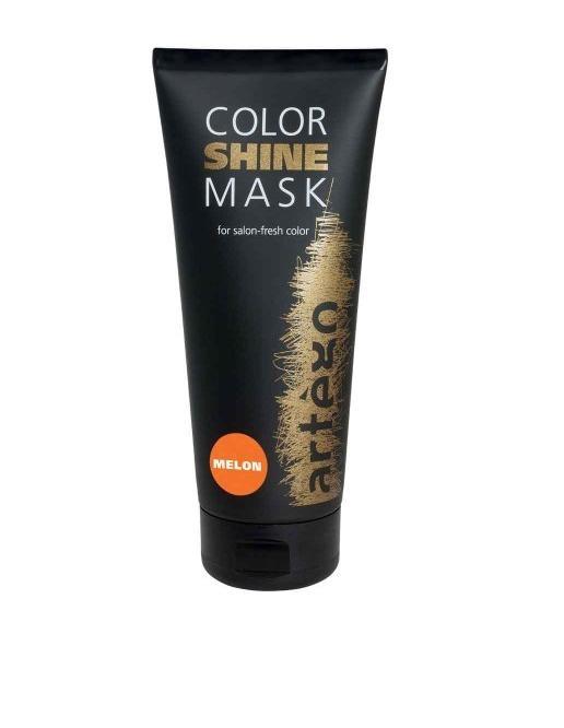 Artego Маска для Тонирования Дыня Color Shine Mask Melon, 200 мл artego маска для тонирования шоколад color shine mask chocolate 200 мл
