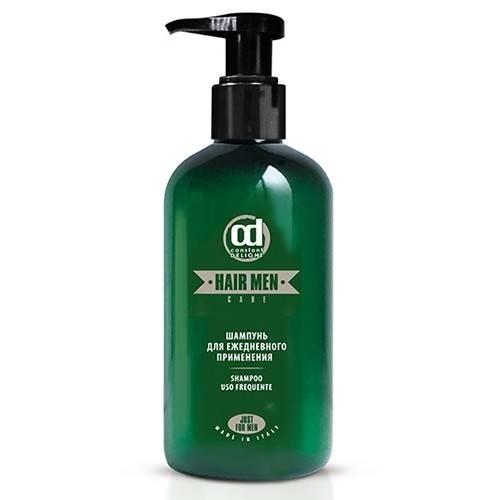 Constant Delight Шампунь для Ежедневного Применения Hair Men, 1000 мл constant delight шампунь восстанавливающий для поврежденных и окрашенных волос color care line 1000 мл