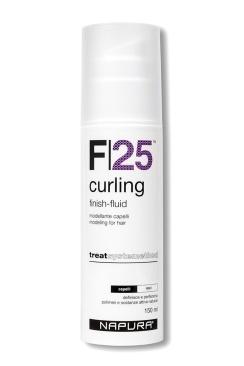 Napura Финиш-Флюид Curling F25 для Вьющихся Волос, 200 мл