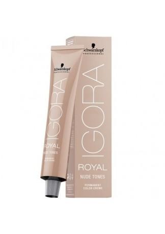 Краситель для Волос Igora Royal Nude Tones Collection, 60 мл