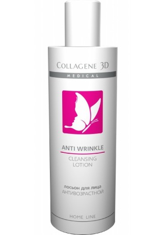 Лосьон для лица антивозрастной Anti Wrinkle, 250 мл