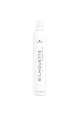 Silhouette Мусс для волос мягкой фиксации, 500 мл