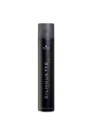 Silhouette Лак для волос ультрасильной фиксации, 500 мл