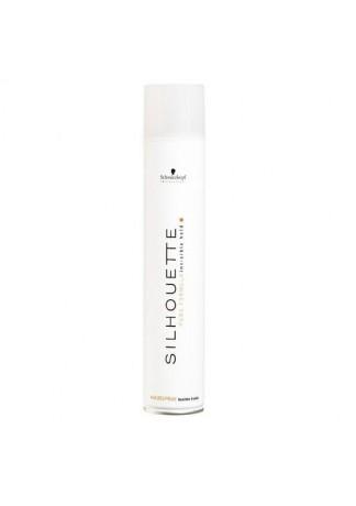 Silhouette Лак для волос мягкой фиксации, 500 мл