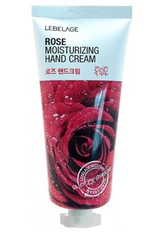 Крем для Рук с Экстрактам Розы Rose Moisturizing Hand Cream, 100 мл