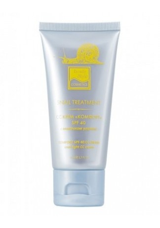 CC Крем «Комфорт» SPF40 Comfort SpF 40 CC Cream, 50 мл