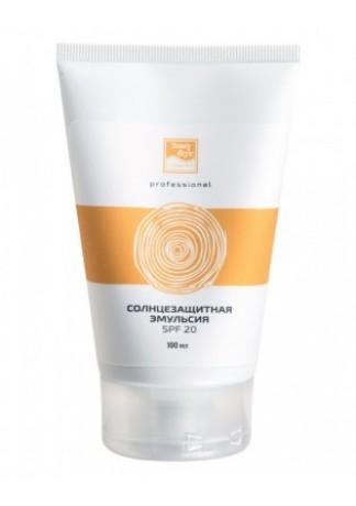 Солнцезащитная Эмульсия SPF 20 Sunscreen Emulsion, 100 мл