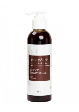 "Гель для Душа ""Choco shower gel"", 200мл Проф"