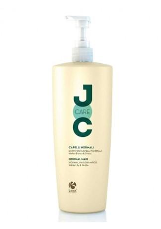 Шампунь Joc Care Shampoo Capelli Normali Ninfea Bianca Ortica для Нормальных Волос Белая Кувшинка и Крапива, 1000 мл