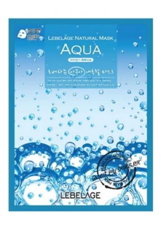 Тканевая Маска для Лица Увлажняющая Aqua Natural Mask, 23г
