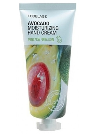 Крем для Рук с Экстрактом Авокадо Avocado Moisturizing Hand Cream, 100 мл