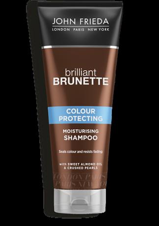 Шампунь Увлажняющий для Защиты Цвета Темных Волос Brilliant Brunette, 250 мл