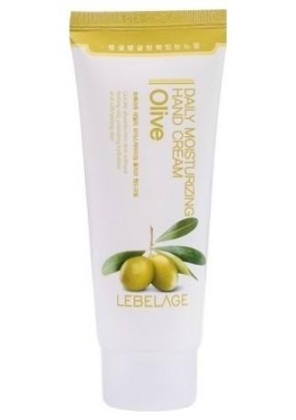 Крем для Рук Увлажняющий с Экстрактом Оливы Daily Moisturizing Oilve Hand Cream, 100 мл