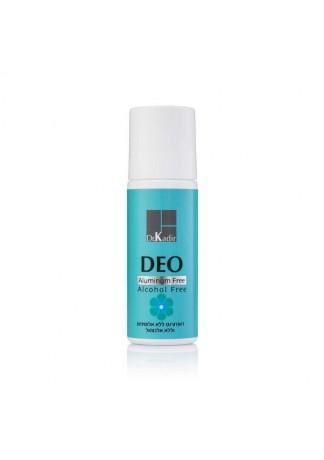 Шариковый Дезодорант без Алюминия и Спирта Deodorant Roll-On Aluminum Free, 70 мл