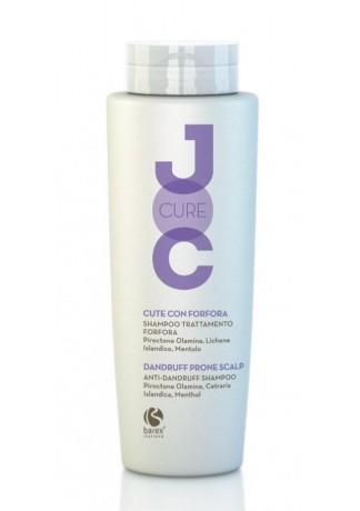 Шампунь Joc Cure Anti-Dandruff Shampoo Против Перхоти с Пироктон оламином, Исландским лишайником и Лавандой , 250 мл