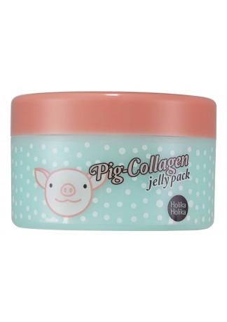 Ночная Маска для Лица Pig-Collagen Jelly Pack, 80г