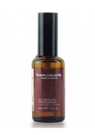 Масло Арганы для Волос Morocco Argan Oil Nuspa, 30 мл
