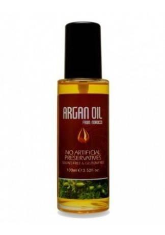 Масло Арганы для Волос Morocco Argan Oil Nuspa, 100 мл