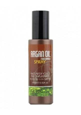 Спрей для Сухих Волос с Маслом Арганы Morocco Argan Oil Nuspa, 100 мл
