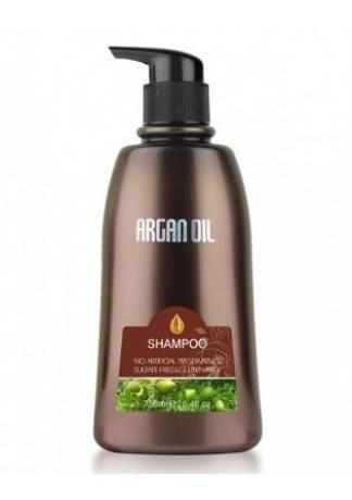 Увлажняющий Шампунь с Маслом Арганы Morocco Argan Oil, 750 мл