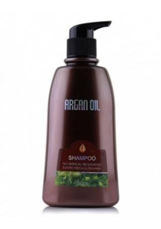 Увлажняющий Шампунь с Маслом Арганы Morocco Argan Oil, 350 мл