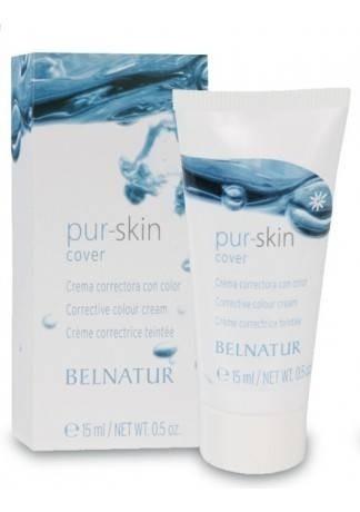Belnatur Pur-Skin Корректирующий Лечебный Крем, 15 мл