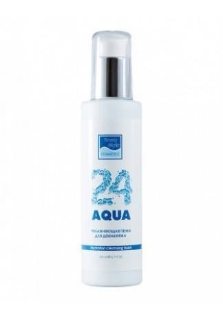 Увлажняющая Пенка для Демакияжа «Аква 24» Hydration Cleansing Foam, 200 мл