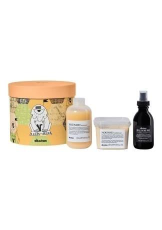 Davines Набор для Сухих и Поврежденных Волос Nounou Gift Box