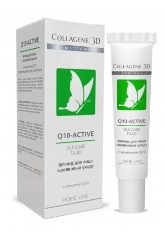 Collagene 3D Флюид Q10-active Q10 Active, 15 мл