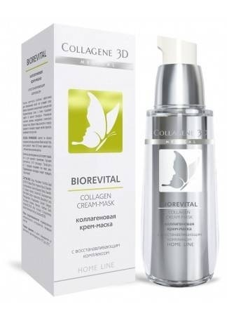 Крем-маска для лица BioRevital, 30 мл