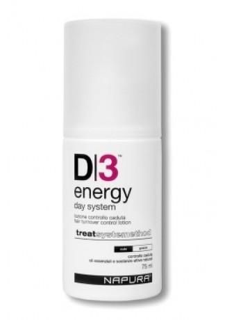 Energy Pre D3 Несмываемый Ежедневный Лосьон, 75 мл
