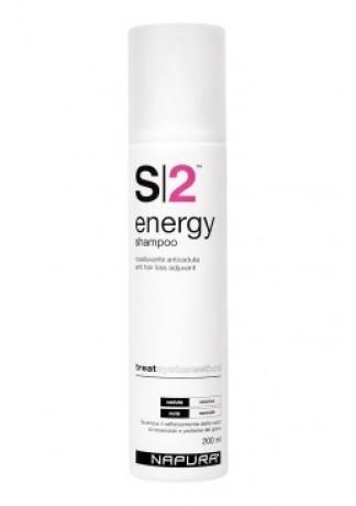 Energy S2 Шампунь для Нормальной Кожи Головы, 200 мл