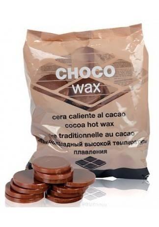 Горячий Воск Шоколад  с Маслом Какао и Сладкого Миндаля (в Дисках), 1000г