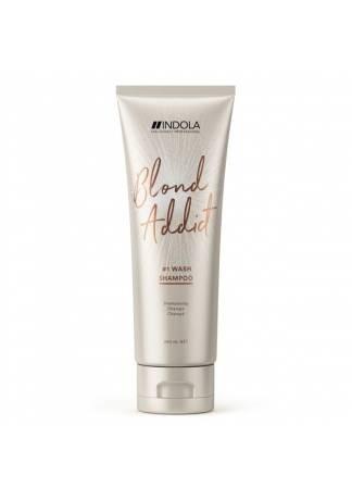 Шампунь для Всех Типов Волос Блонд Blond Addict, 250 мл