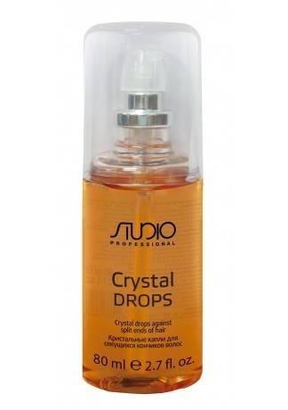 Studio Professional Кристальные Капли Crystal Drops, 80 мл