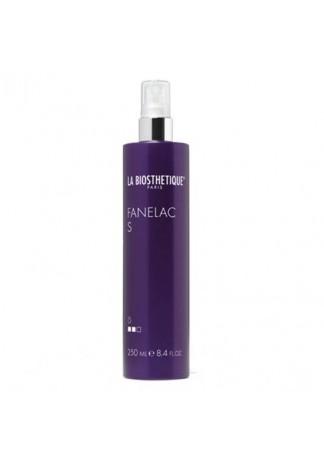 Неаэрозольный лак для волос  очень сильной фиксации Fanelac S, 250 мл