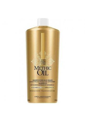 L'Oreal Professionnel Шампунь для Тонких Волос Mythic Oil, 1000 мл